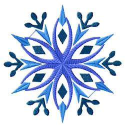 Snowflakes-11 embroidery design