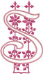 261S embroidery design