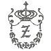 Regal Monogram Z embroidery design