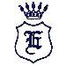 Royal Shield E embroidery design