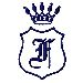 Royal Shield F embroidery design