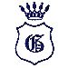 Royal Shield G embroidery design