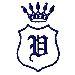 Royal Shield V embroidery design