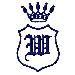 Royal Shield W embroidery design
