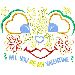Will You Be My Valentine embroidery design