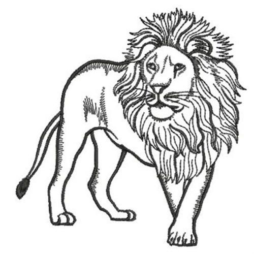 Lion Outline Embroidery Designs Machine Embroidery Designs At Embroiderydesigns Com Lion outline images stock photos vectors shutterstock. lion outline embroidery design