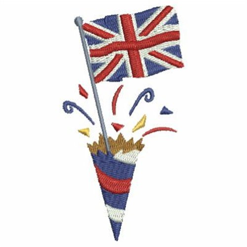 London party embroidery designs machine