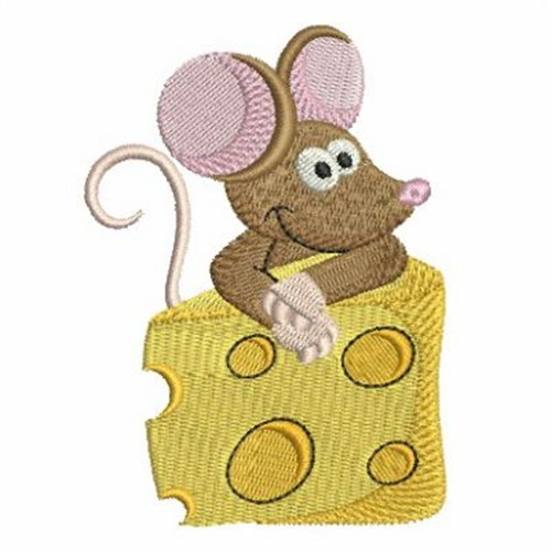 Swiss Cheese Mouse Embroidery Designs Machine Embroidery Designs At