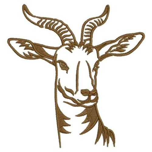 Embroidery Designs Antelope