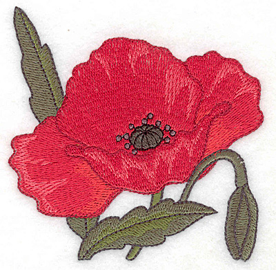 Poppy Embroidery Designs Machine Embroidery Designs At