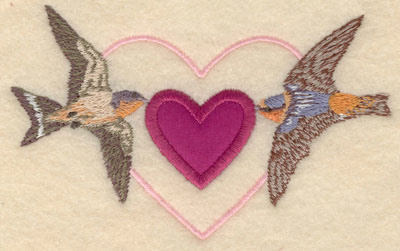 Valentine elephant applique pattern pdf template valentines
