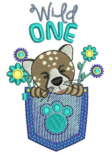 Wild One Embroidery Designs Machine Embroidery Designs At