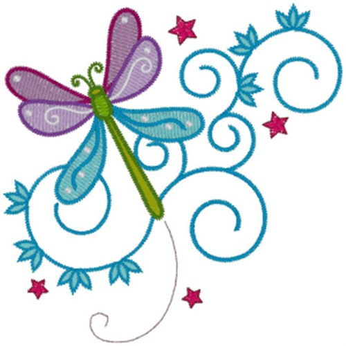 Dragonfly Embroidery Designs Free Machine Embroidery Designs At