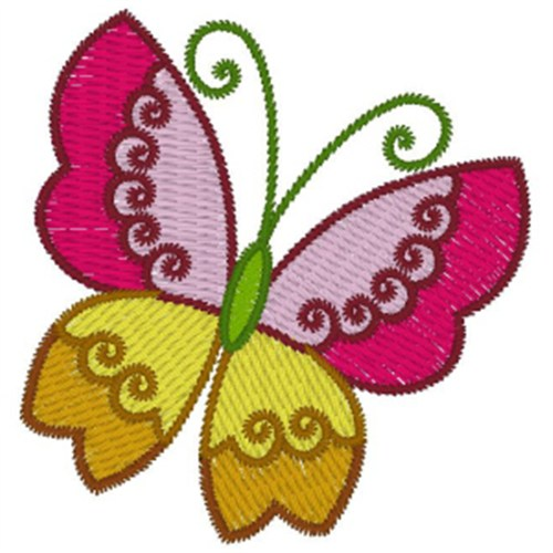 Cute Butterfly Embroidery Designs Free Machine Embroidery Designs