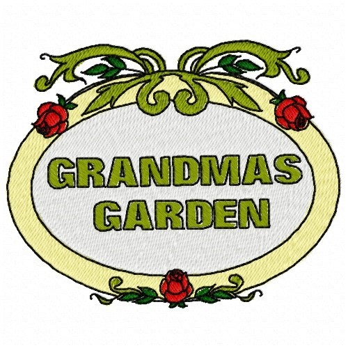 Grandmas garden embroidery designs machine embroidery for Garden embroidery designs free