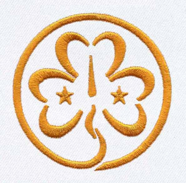Girl Guides Embroidery Designs Free Machine Embroidery Designs At