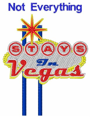 Las Vegas Embroidery Designs Machine Embroidery Designs At