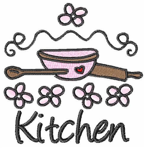 Kitchen Embroidery Designs Machine Embroidery Designs At
