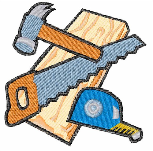 Carpenter Tools Embroidery Designs Machine Embroidery Designs At