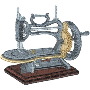 Antique Sewing Machine Embroidery Designs Machine Embroidery