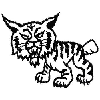 Bobcat Outline Embroidery Designs Machine Embroidery Designs At