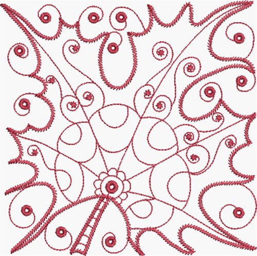 Red Maple Leaf Embroidery Designs Machine Embroidery