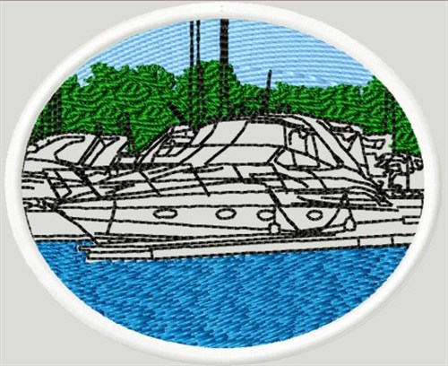 Boat Cut Out Embroidery Designs Machine Embroidery Designs At