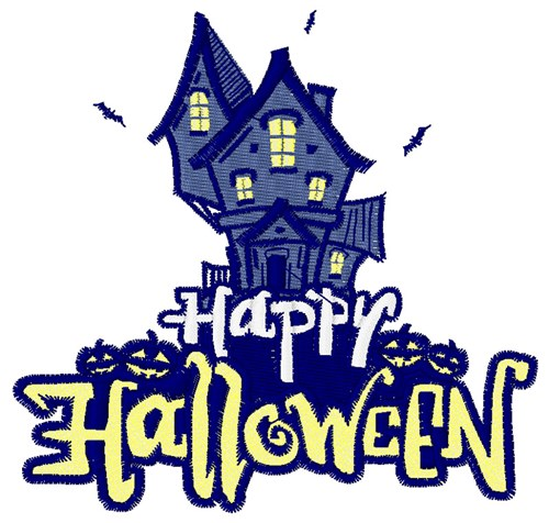 Happy Halloween Embroidery Designs Machine Embroidery Designs At