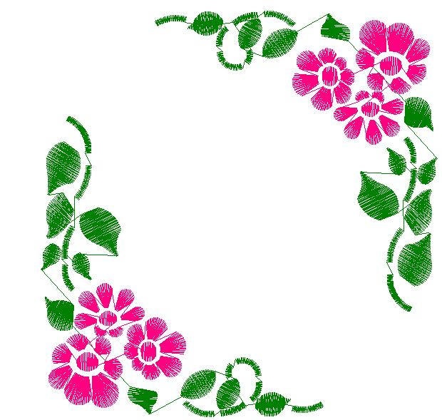 Czeshop Images Easy Embroidery Flower Patterns
