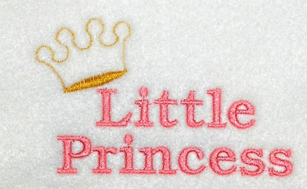 Little Princess Embroidery Designs Machine Embroidery Designs At