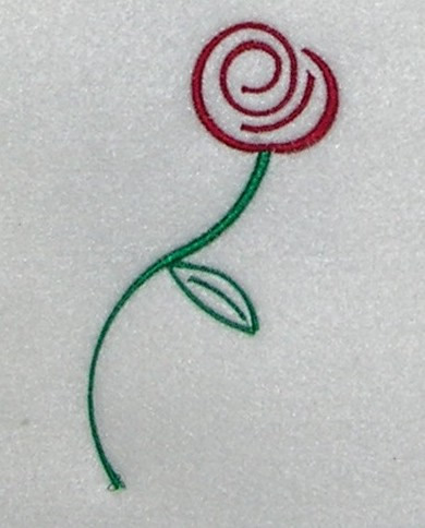 Flower Outline Embroidery Designs Machine Embroidery Designs At