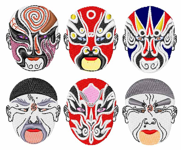 chinese maskers