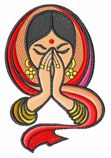 Indian Woman Embroidery Designs Free Machine Embroidery Designs At