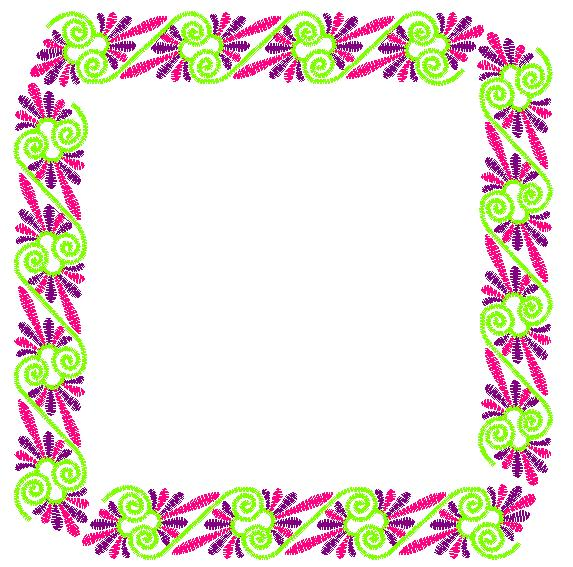 Scroll Frame Embroidery Designs Machine Embroidery Designs At