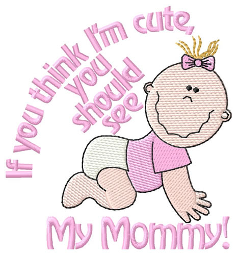 Im Cute Embroidery Designs Machine Embroidery Designs At