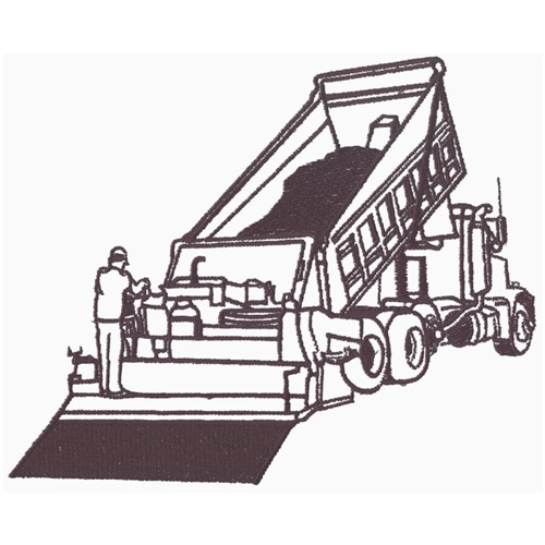 Paving Truck Outline Embroidery Designs, Machine Embroidery Designs on construction tattoo designs, construction applique, construction business logo designs, construction quilting designs, construction paper designs, construction screen printing designs, construction home designs, construction tools, construction bday cake, construction print designs, construction estimating software, construction embroidery logos, construction specification sheet, construction shirts designs,