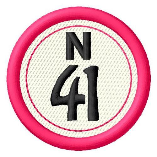 N 41 bingo tampa