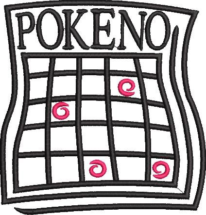 pokeno card embroidery designs machine embroidery designs at