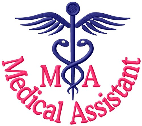 Medical Machine Embroidery Designs