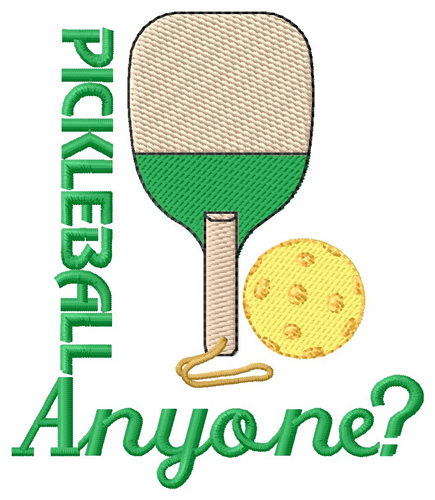 pickleball anyone  embroidery designs  machine embroidery pickleball clipart pngs pickleball clip art images