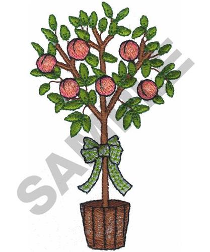 Peach tree embroidery designs machine embroidery designs for Peach tree designs