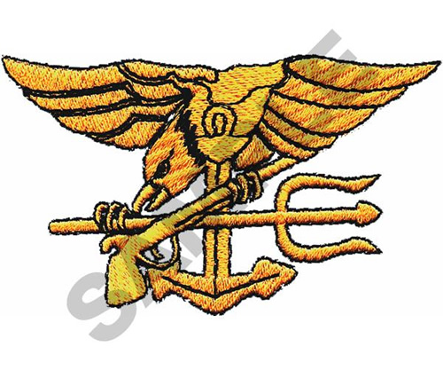 U S Navy Seal Embroidery Designs Machine Embroidery Designs At