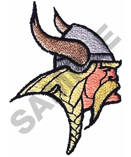 Viking embroidery designs machine at