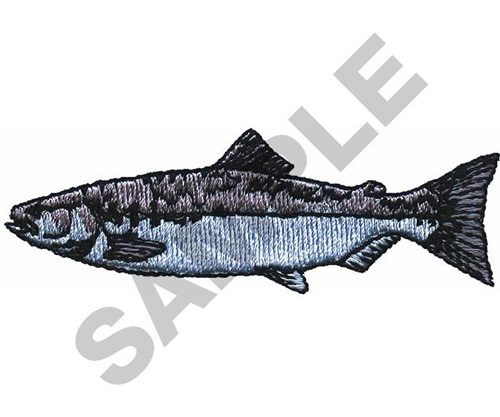 Pink Salmon Embroidery Designs Machine Embroidery Designs At