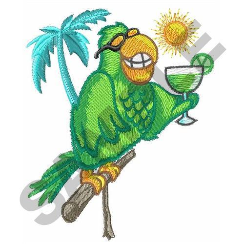 parrot margarita machine
