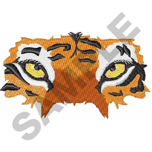 Tiger Eyes Embroidery Designs Machine Embroidery Designs At
