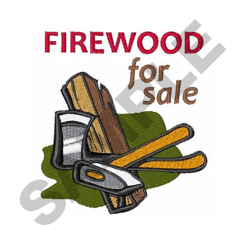 Firewood For Sale Embroidery Designs Machine Embroidery Designs At
