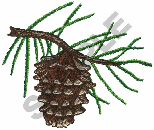 Pine Cone Embroidery Designs Free Machine Embroidery Designs At