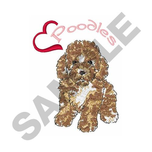Free Machine Embroidery Designs Poodles