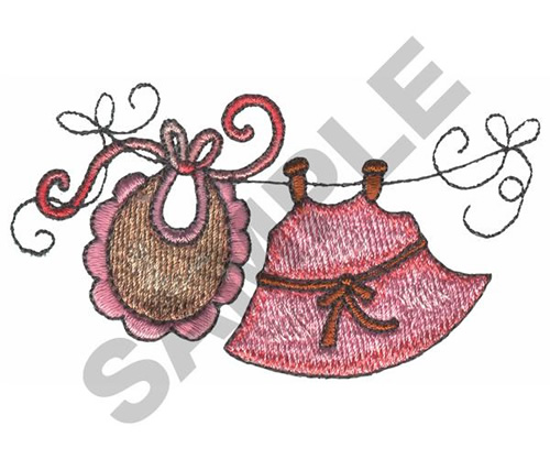 Baby clothes embroidery designs machine